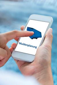 App Muldenplanung